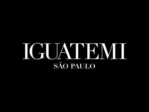 Shopping Iguatemi SP - Giovanna Huran