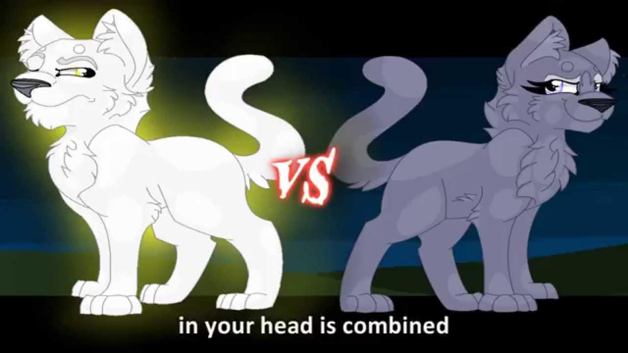 whitestorm vs mistyfoot epic rap battles of warriors 3