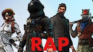 FORTNITE RAP BATTLE l ft.Ninja, CDNThe3rd, Dakotaz, H20 Delirious & More