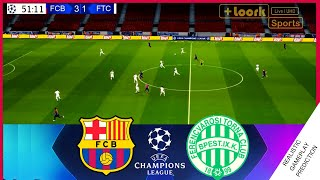 Barcelona vs Ferencvaros | Resumen | Champions League 2020