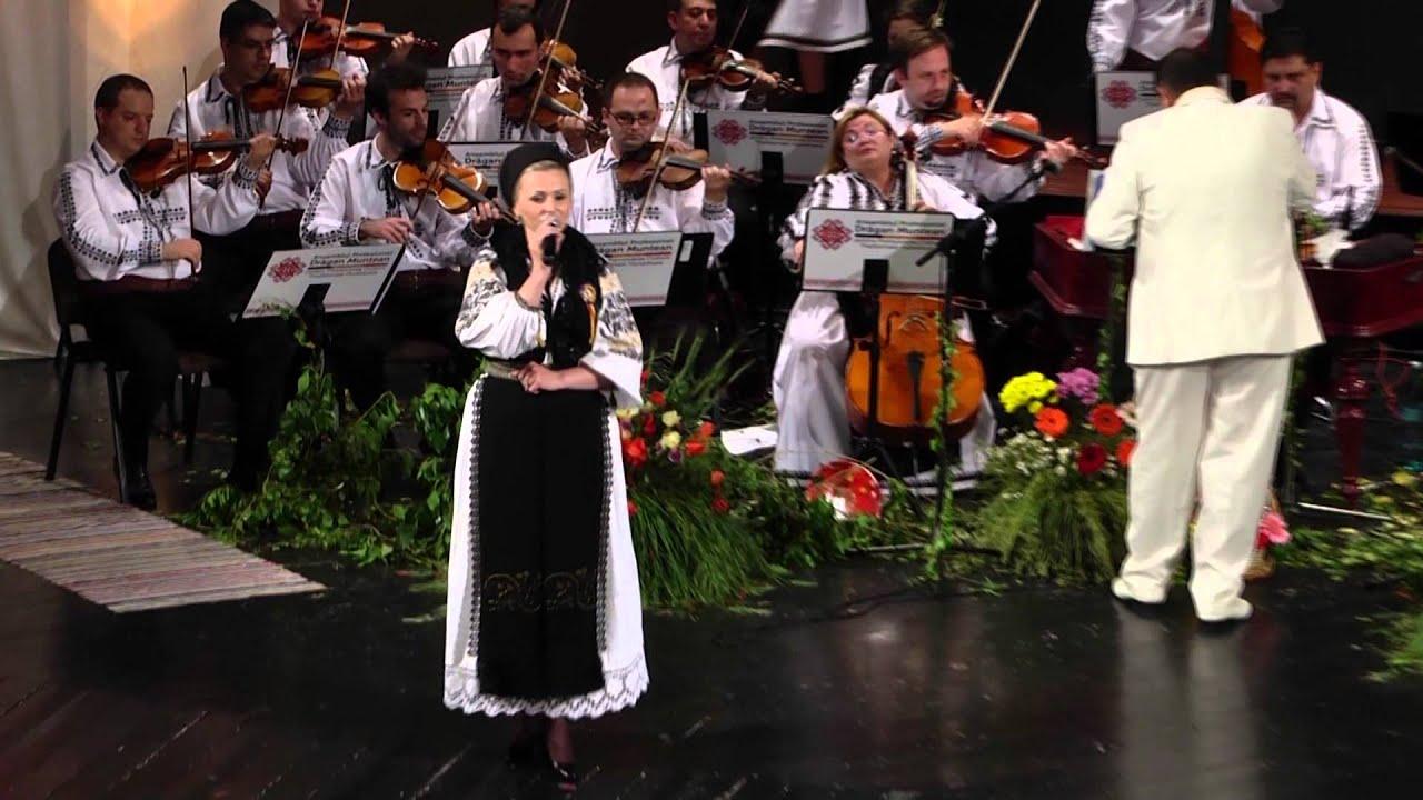 Vionelia Bălușe - Eu sunt fată de la munte