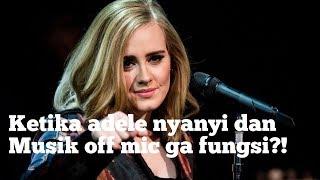 Adele Musik Mati Tetep Nyanyi
