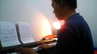 Usah Kau Lara Sendiri - Ruth Sahanaya & Katon Bagaskara - Piano Cover