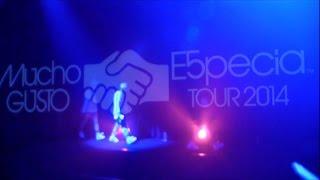 """Mucho GUSTO Especia"" 2014 Tour in MATSUYAMA @キティホール 2014.11...."