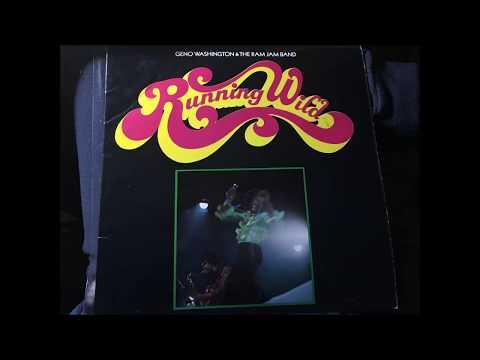 Geno Washington & The Ram Jam Band - Running Wild PYE 1968 MONO LIVE