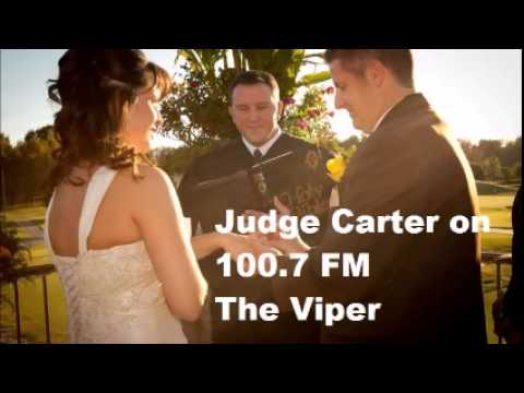 Former Judge Mike Carter Interviewed on 100.7 FM The Viper and takes questions