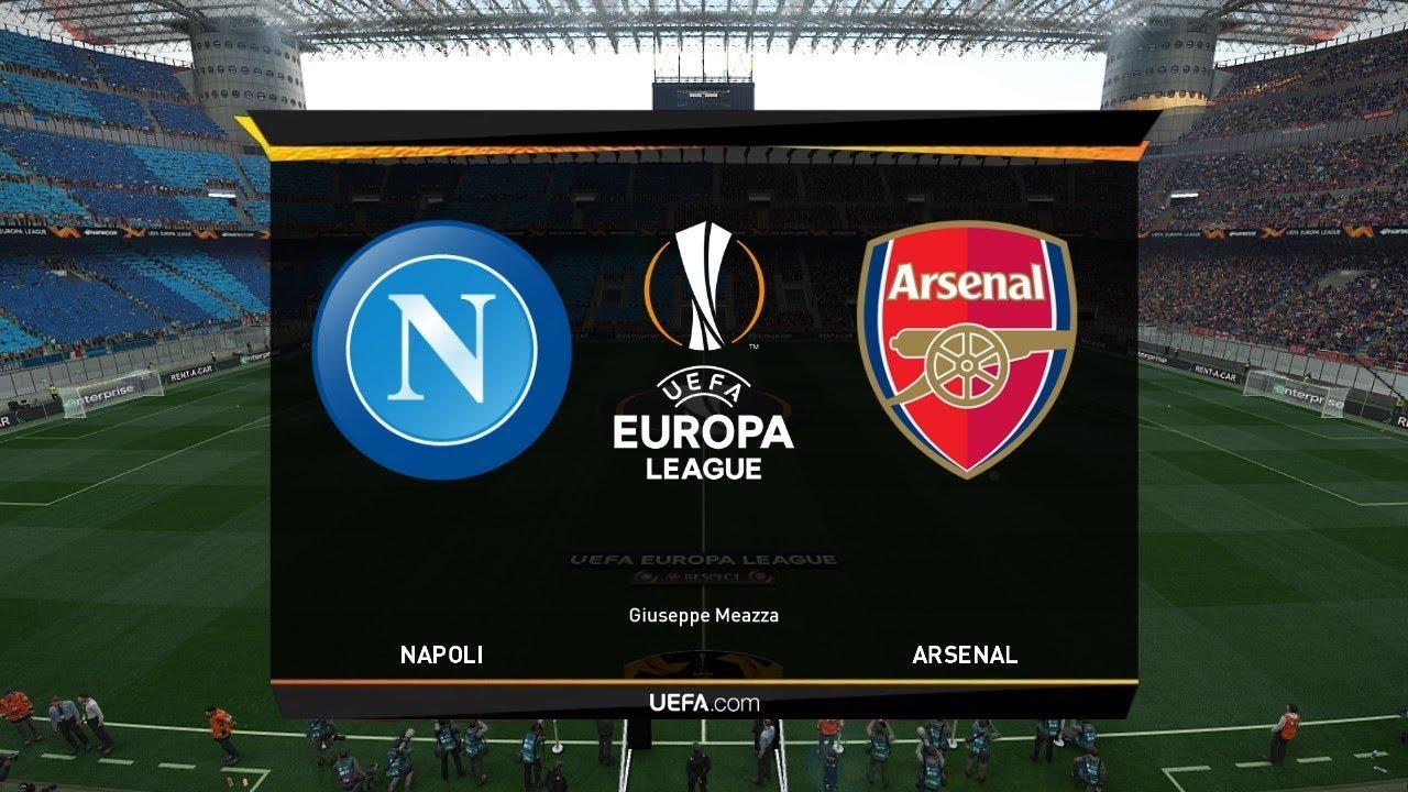 Image result for Napoli vs Arsenal