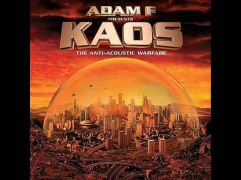 Adam F  - Karma (Comes Back Around) featuring Guru and Carl Thomas