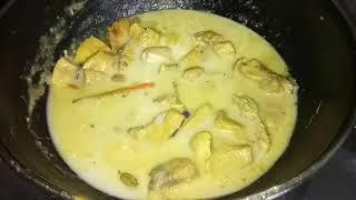 Dudh Jafran Kesari Chicken || A new Recipes on Chicken || Tasty Chicken
