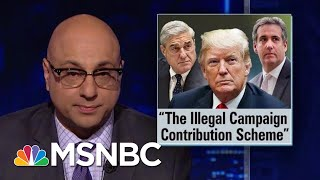 Ex-Prosecutor: Michael Cohen Warrant Gives Clues To Other Subjects | The Last Word | MSNBC