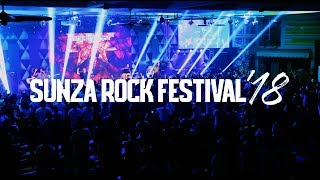 SUNZA ROCK FESTIVAL '18 Highlights