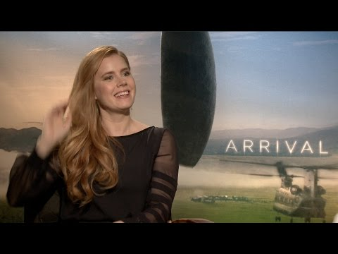 ARRIVAL s  Amy Adams and Jeremy Renner  Batman V Superman, Justice League