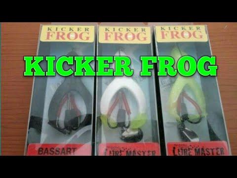 Review Kicker Frog . Hasil mantap.