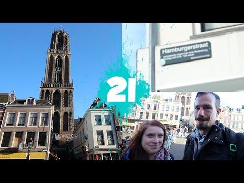 DAGJE UTRECHT: MOOISTE STRAATNAAM VAN NEDERLAND || Vlog 21