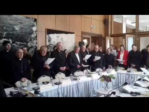 Rozpoczęcie spotkania Przewodniczących Episkopatów Europy Środkowo-Wschodniej