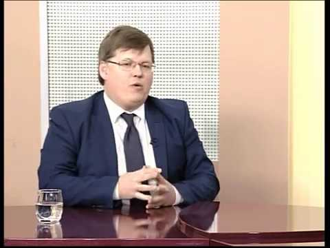 Політична студія. Міністр соцполітики Павло Розенко