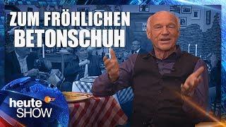 Ulrich von Heesen im Erfurter Mafia-Restaurant