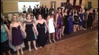 salim lazar performing debka soriya in toronto canada with generationsband live