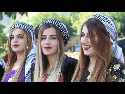 kurdish wedding - şexaniya oremare elemun rekor kıran düğünü