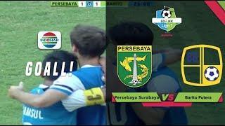 Goal Douglas Packer - Persebaya Surabaya (1) vs Barito Putra (1) | Go-Jek Liga 1 Bersama BukaLapak