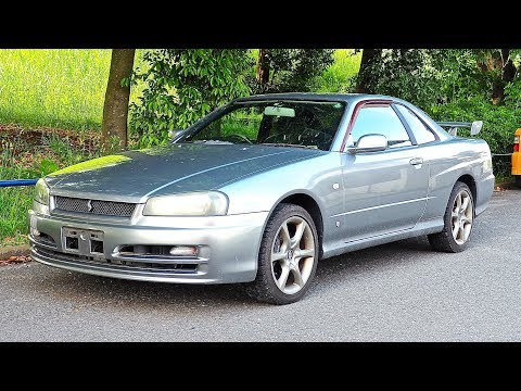 2000 Nissan Skyline GT (Canada Import) Japan Auction Purchase Review