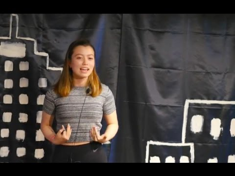 My Eyebrow Addiction | Kenzie Phillips | TEDxYouth@Tokyo