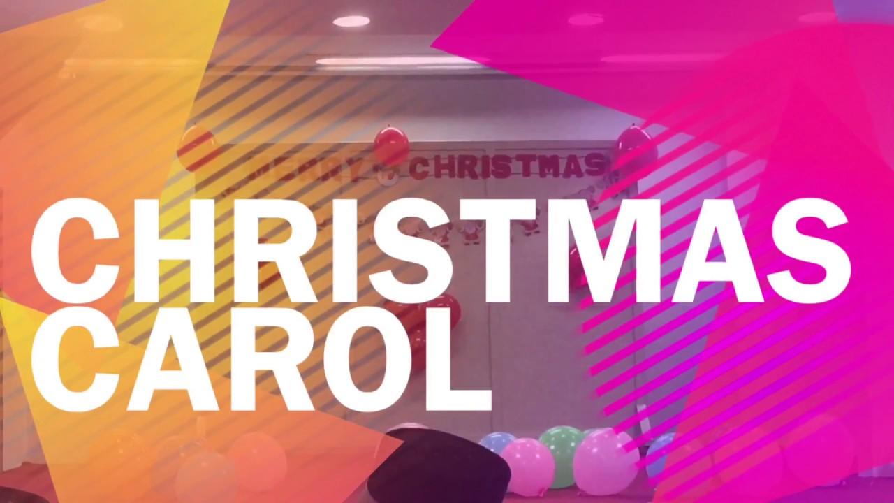 Christmas Carol House Visit Carol Team Dubai Area Prayer Unit Youtube