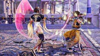 Soul Calibur 6 - Kilik vs Xianghua Gameplay [4K 60FPS]