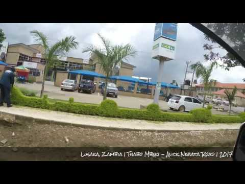 Drive Through Tour - Zambia - (Lusaka Pt 12)