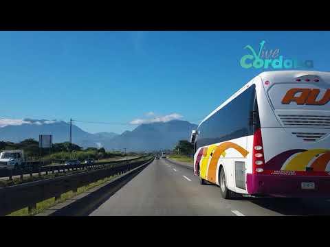 De Córdoba A Nogales Veracruz, Con Hermosa Vista Del Pico De Orizaba