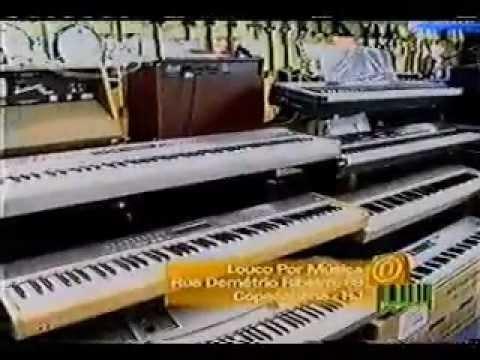 Loja Louco por Música