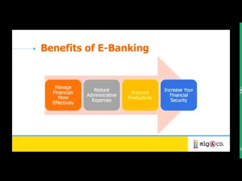 Webinar:  Dynamics GP Electronic Funds Transfer / E Banking