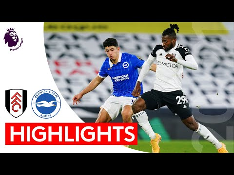 Fulham Brighton Goals And Highlights