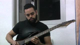 dimmu borgir burn in hell guitar cover solo metal shinobi