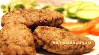 Котлеты из говядины - Рецепт Бабушки Эммы