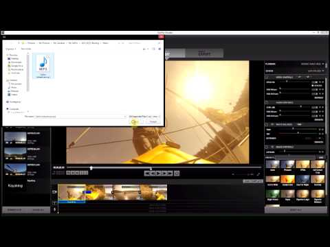 Add Audio  GoPro Studio 20:GoPro Tips and Tricks