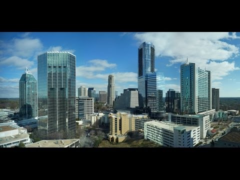Live the life in Buckhead an Atlanta Neighborhood Video
