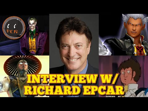 NinjaCon: Interview w/ Richard Epcar | Pop Culture Renegades
