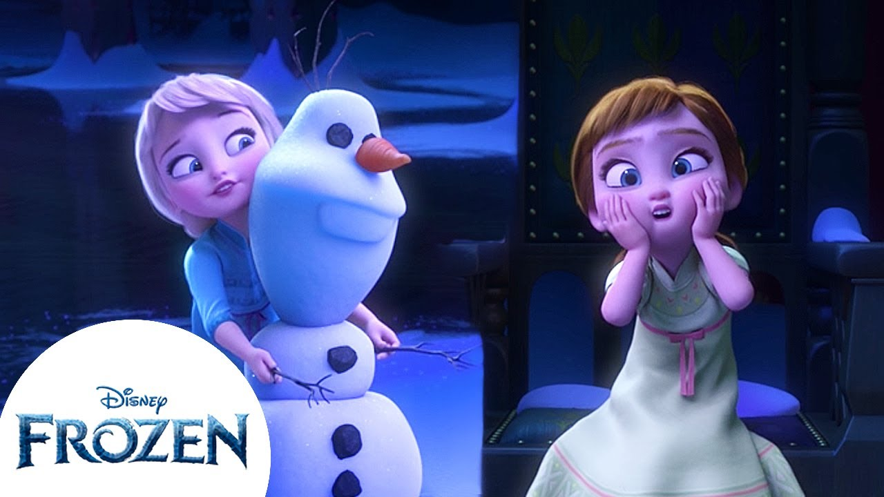 Download Elsa and Anna's Silliest Sister Moments | Frozen