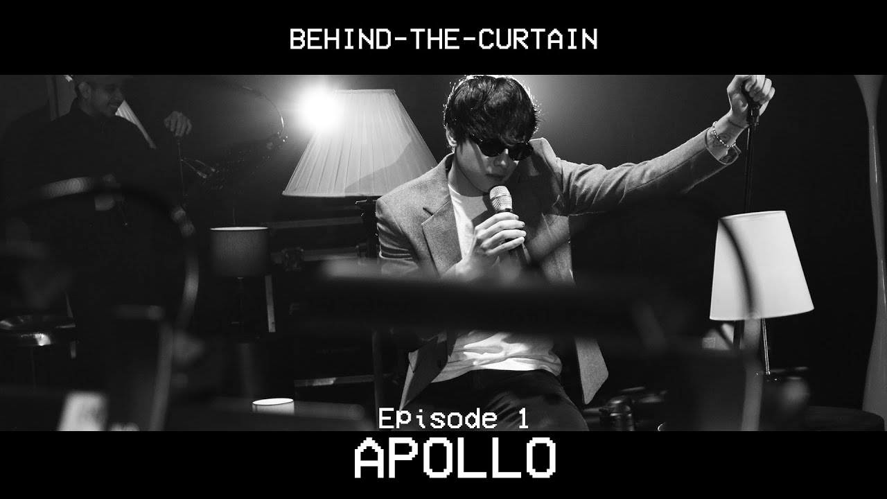 APOLLO - A Daniel Padilla Digital Experience | Behind The Curtain Episode 1