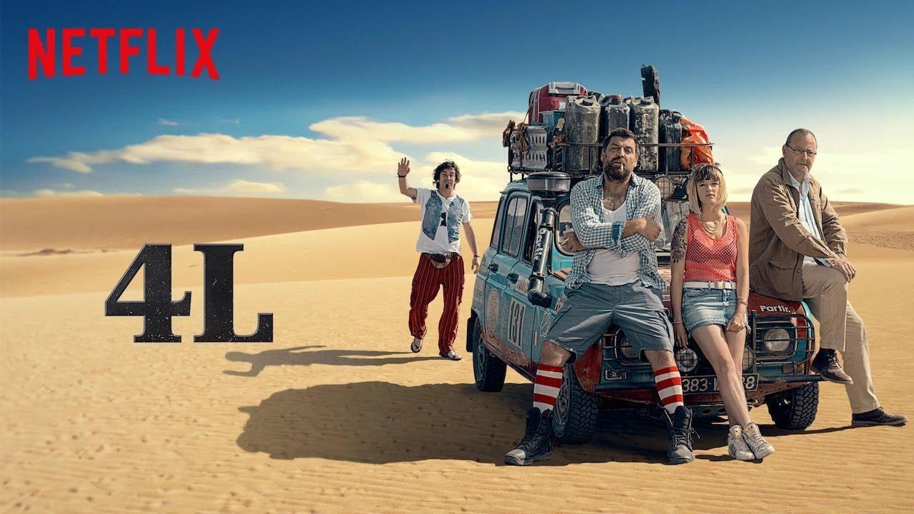 4L   Trailer   Dublado (Brasil) [HD]