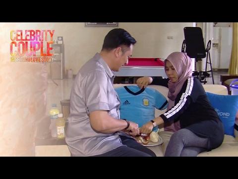 Celebrity Couple: Ivan Fadilla-Sarni, Rujak Unik Ivan Fadilla (Part 2)