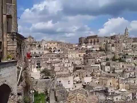 Sassi di Matera the stones of Matera
