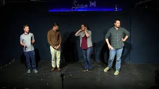 Rock Paper Improv Short Form Improv at Station Theater