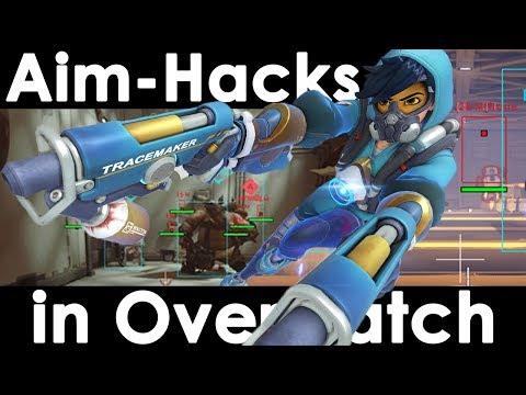 Aim-Hacking in Overwatch II