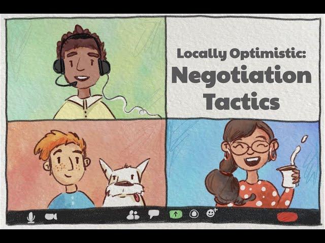 Locally Optimistic Meetup - Negotiation