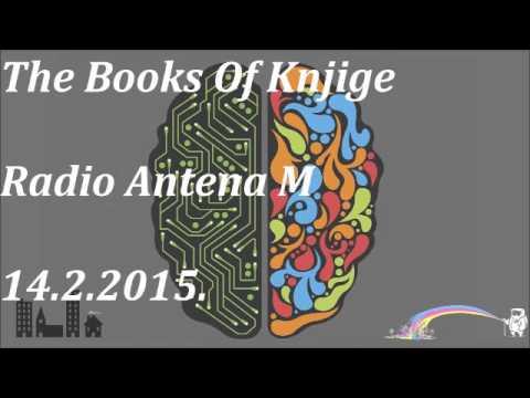 The Books Of Knjige | Radio Antena M | 14.2.2015.