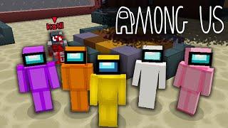 Minecraft Ama... Among Us