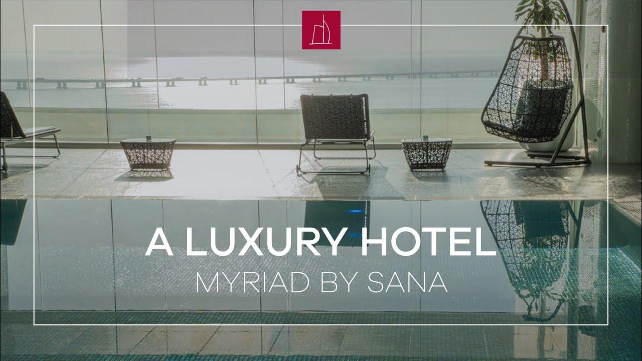 myriad by sana hotels lisbon portugal youtube