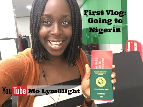 Travel Vlog 1: going to Nigeria